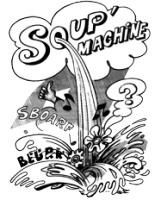 Logo Soup Machine